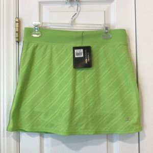 Danskin Tech Elements Skort Sz M NWT